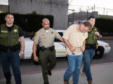"San Bernardino County Sheriff's Department arrested Charles ""Chase"" Merritt, a ""business associate"" of Joseph McStay on Nov. 6, 2014."