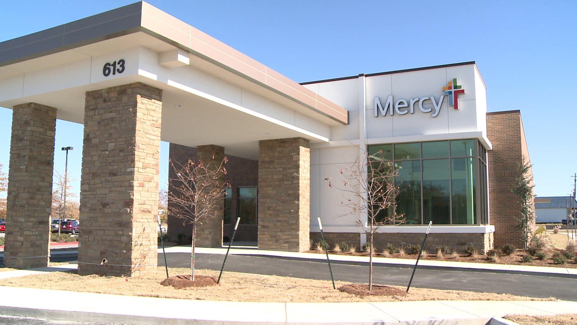 Mercy clinic north may