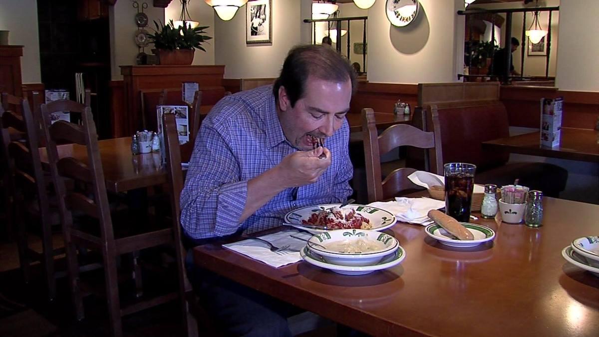 North Carolina Man Eats 1 510 Worth Of Olive Garden Pasta