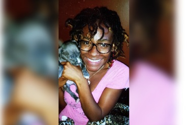 Police have found Carlesha Freeland-Gaither, 22 of Philadelphia. She was abducted and forced into a car Sunday night, November 2, 2014, Philadelphia police said.