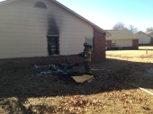 Roland House Fire