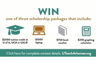 UTeach Scholarship Package
