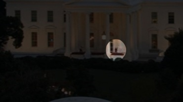 On Friday, Sept. 19, 2014, Secret Service said Omar Gonzalez hopped the north fence of the White House and sprinted just past the north portico doors where he was stopped. Gonzalez had a Spyderco VG-10 folding knife on her person when he was arrested. This image showing Gonzalez running across the lawn was taken from CNN's White House beauty shot camera.