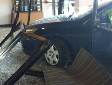 woman drives into store2