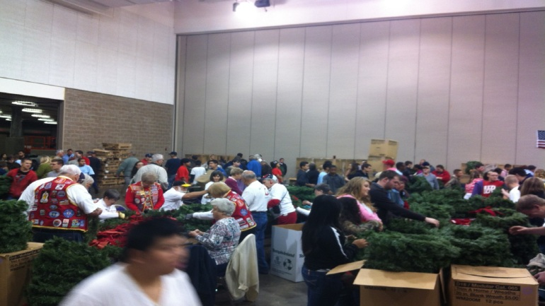 Christmas Honors in Fort Smith