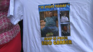 Eric Garner's sister hopes to honor his memory with peaceful march