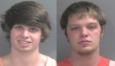 Hunter and Ryan Edwards (Courtesy: Washington County Detention Center)