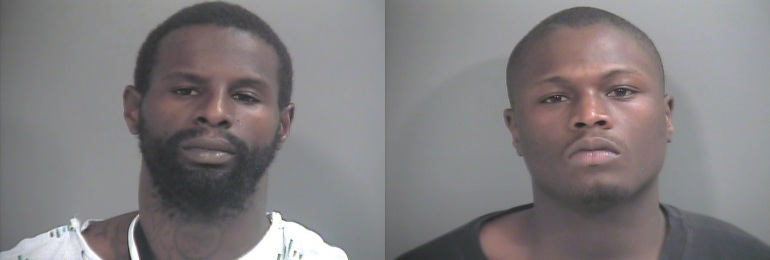 Marcus Gould, on the left, and Leon Roberson, on the right (Courtesy: Washington County Jail)