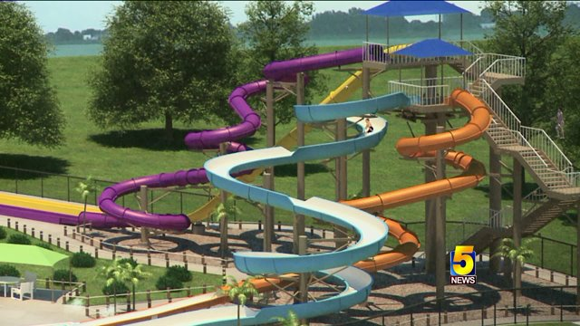 Fort Smith Aquatics Center Named Parrot Island City Director Says Fort Smith Fayetteville