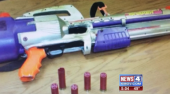 toy guns turned into real guns