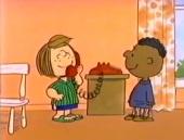 charlie brown mlk racist video