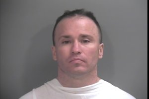 Mugshot of Christopher Paschall after Jan. 5, 2015 arrest.