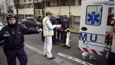 Shooting at Paris paper kills 11 people.