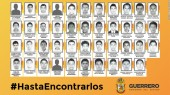 MISSING MEXICO STUDENTS
