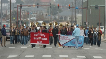 MLK Jr Fort Smith Parade
