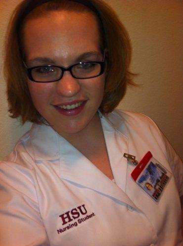 morris callie nursing student