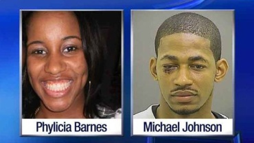 Phylicia-Barnes--Michael-Johnson