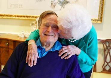 President Bush Sr