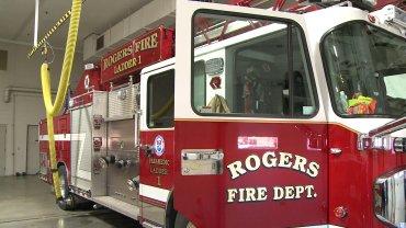 Rogers Fire