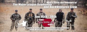 Tackle, Hunting & Boat Show