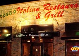 franks italian restaurant