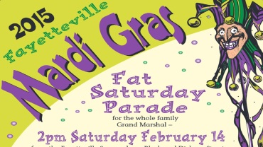 mardi gras fat saturday