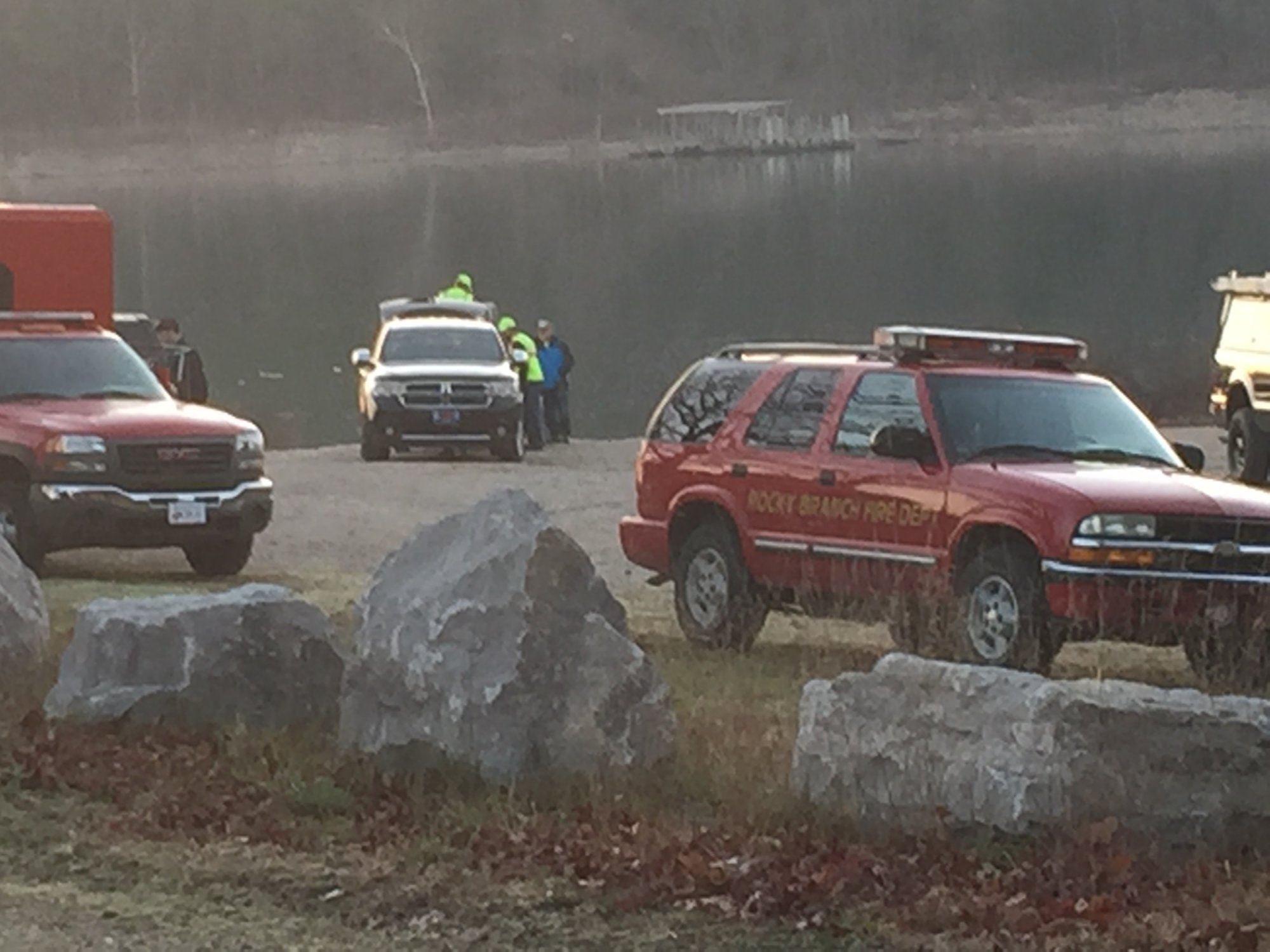 Morning crews search for missing woman