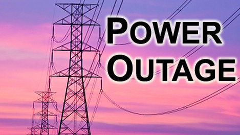 Oge Power Outage Map Oklahoma City.Og E Reported Nearly 900 Without Power In Ozark Fort Smith