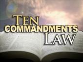 Ten Commandments Law