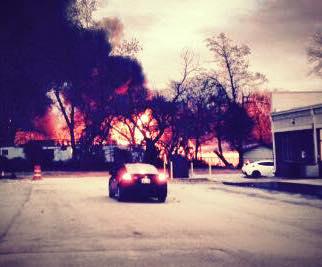 Rogers Fire1