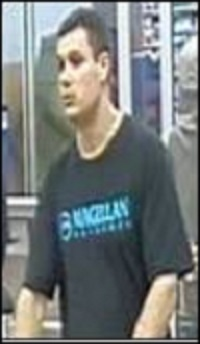 Suspect 1, White Male. Age 20-30