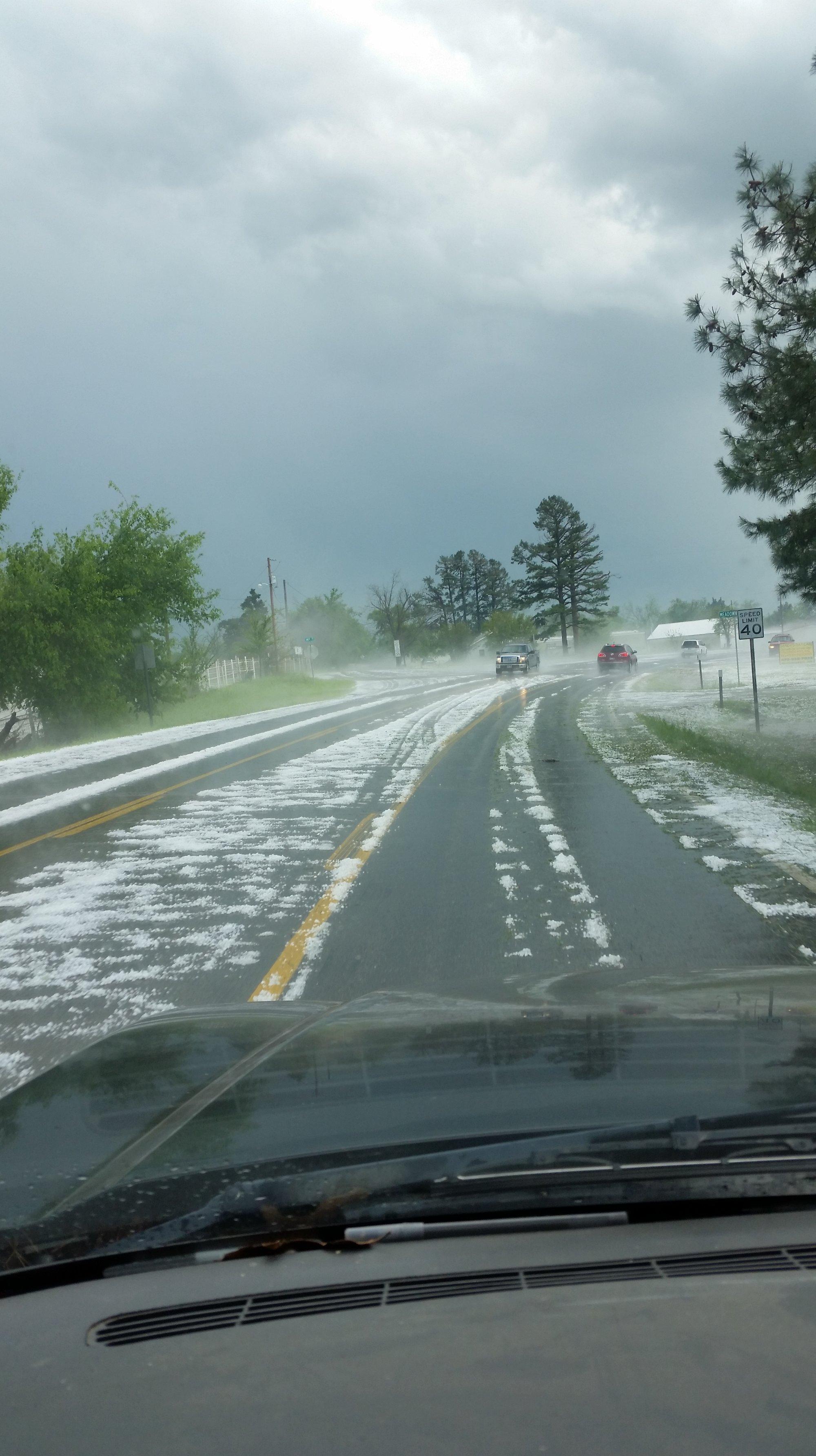 Hail in Witcherville.
