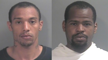 Elijah Carter and Tony Holden (Courtesy: Washington County Detention Center)