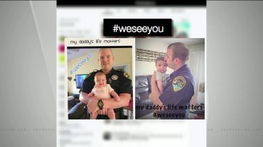 hashtags for police