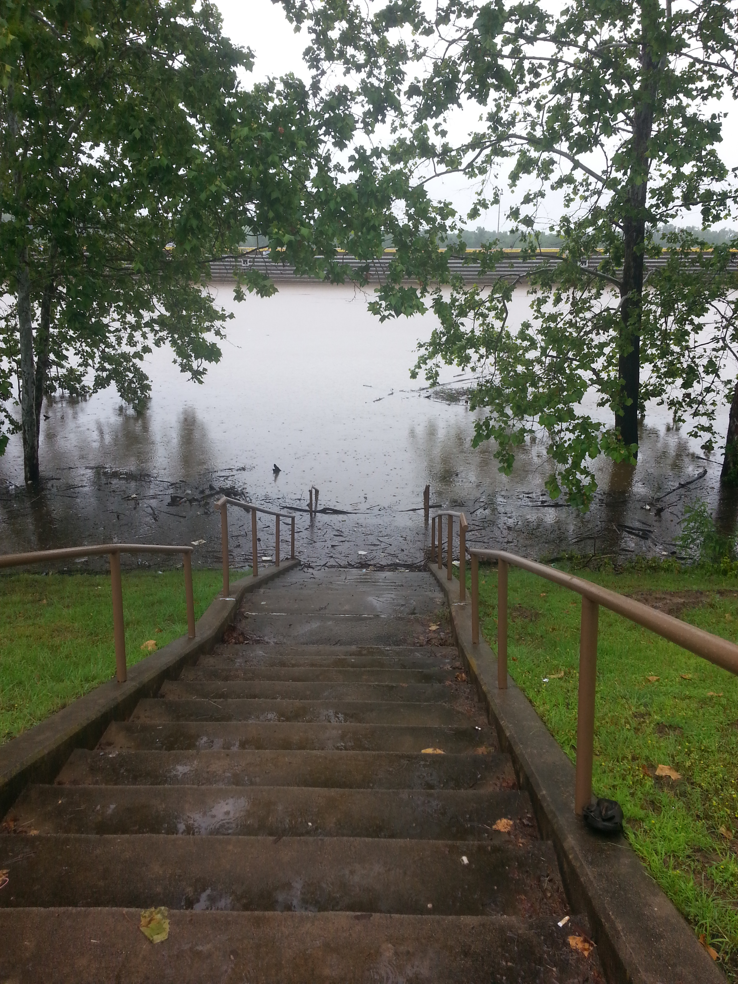Springhill Park by Lock & Dam from 5NEWS viewer Samantha Adams