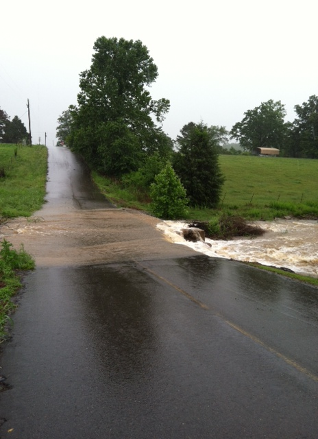 Low water bridge from 5NEWS viewer Connie Wilbourn
