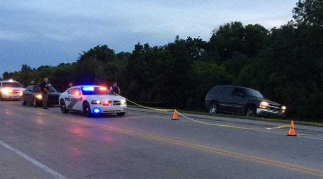 officer shot in ok pursuit