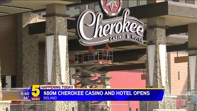Cherokee casino news firelake grand casino jobs