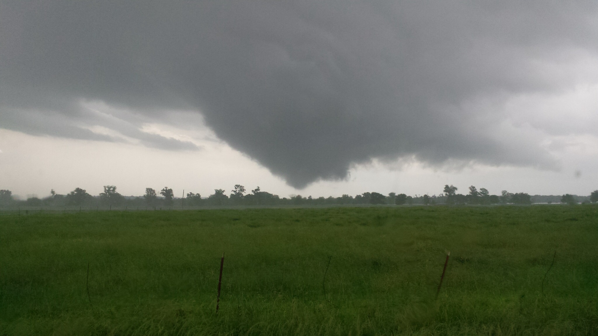 In between Paris and Ozark from 5NEWS viewer Stephen Gossow