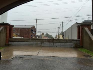 van buren flood gates