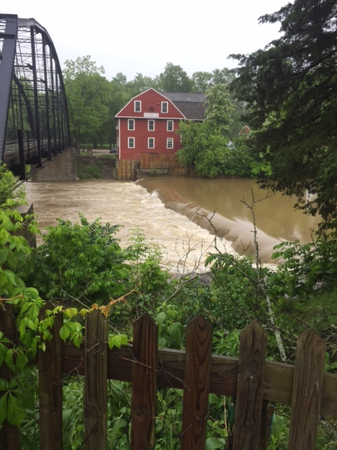 War Eagle Mill from 5NEWS viewer Terrie May