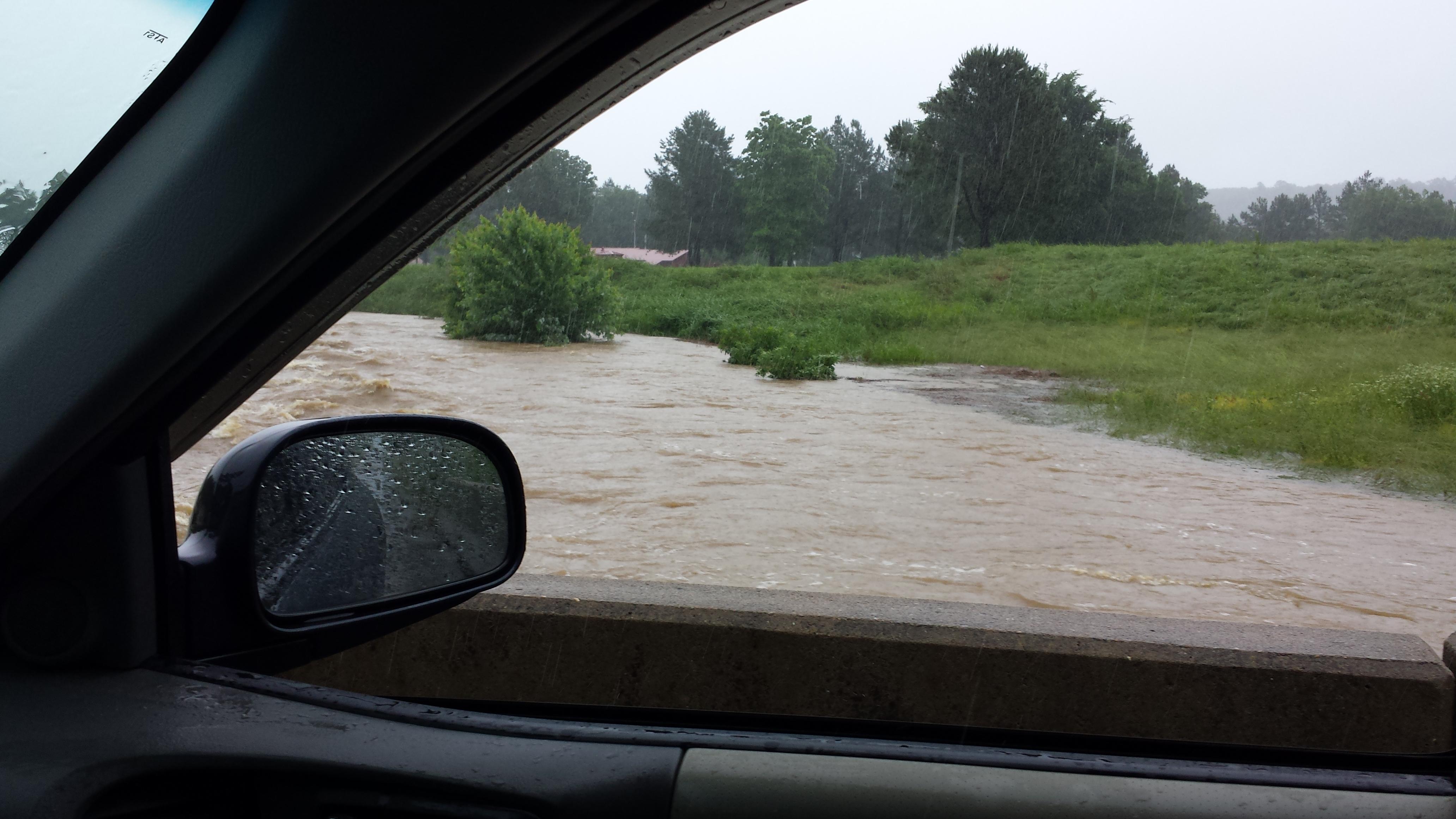 West Creek in Hartford
