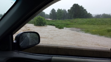 West Creek in Hartford