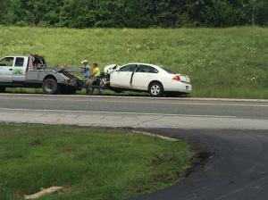 wister crash car