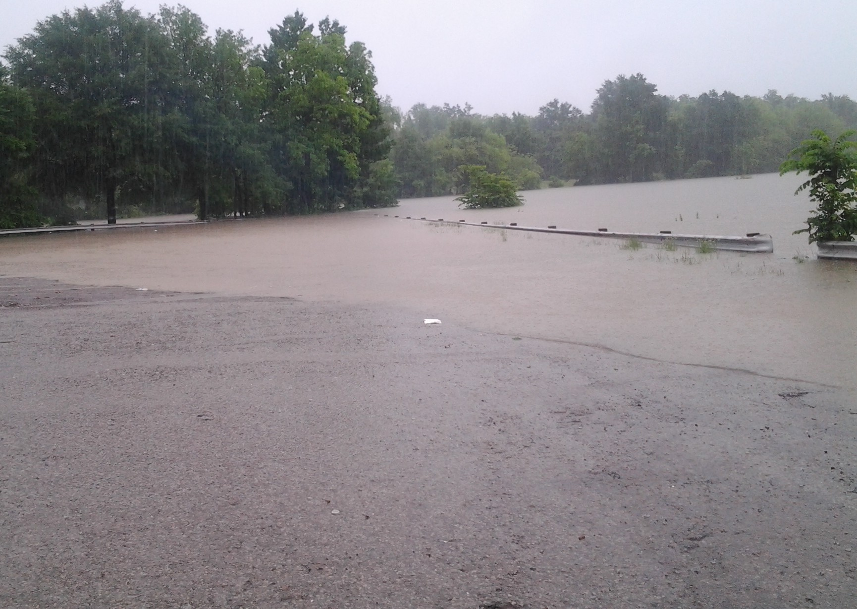 Wister Lake from 5NEWS viewer Megan Sims