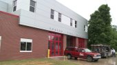 Rogers Fire Station