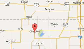 Cherokee Oklahoma