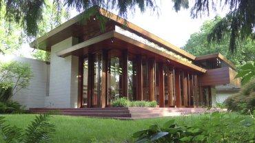 frank lloyd weber house