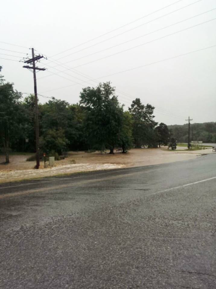 Highway 62 and Bond Rd. (Courtesy: Washington County Sheriff's Office)in Prairie Grove)