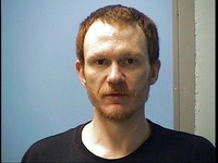 This picture of Inman is from an arrest  on 02/03/2015.